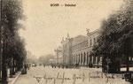 Bahnhofstraße um 1910, Bildnummer: bbv_00195