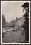 Marktplatz, Fotografie 1950, Bildnummer: bbv_01205