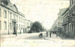 Gesellschaftshaus der Lesegesellschaft um 1900, Bildnummer: bbv_00581