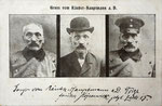 """Wilhelm Voigt, der """"Hauptmann von Köpenick"""" wurde am 26.11.1908 in Bonn aufgegriffen und zu einer Geldstrafe verurteilt, Bildnummer: bbv_00901"""