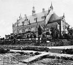 Ehem. Stadthalle in der Gronau um 1905, Bildnummer: bbv_00020