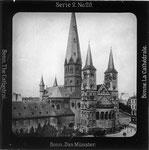 Münsterkirche, um 1900, Bildnummer: bbv_00653