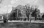 Ecke Poppelsdorfer Allee / Prinz-Albert-Straße mit Bürgerverein um 1910, Bildnummer: bbv_00267