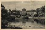 Poppelsdorfer Schloss mit Weiher, Bildnummer: bbv_00724