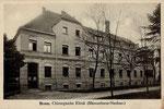 Ehem. Chirurgische Klinik (Männerhaus) um 1915, Bildnummer: bbv_00272