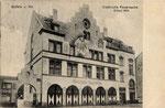 Feuerwache in der Maxstraße um 1905, Bildnummer: bbv_00289