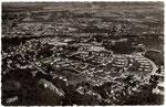 Universitätsklinik und Ortsteil Venusberg um 1955, Bildnummer: bbv_00898