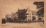 Infanteriekaserne (heute Ermekeilkaserne) an der Ermekeilstraße, um 1915, Bildnummer: bbv_00535