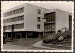 Bundeshaus, Fotografie 1950, Bildnummer: bbv_01193