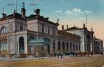 Hauptbahnhof um 1910, Bildnummer: bbv_00307
