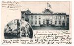 Gesellschaftshaus der Lesegesellschaft um 1900, Bildnummer: bbv_00580