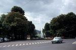 Kaiserplatz, Dia um 1965, Bildnummer: bbv_00701
