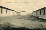 Godesberger Barackenlager für französische Soldaten, um 1920, Bildnummer: bbv_00531