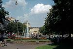 Kaiserplatz, Dia um 1965, Bildnummer: bbv_00691