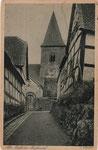St. Martin in Muffendorf um 1910, Bildnummer: bbv_01111