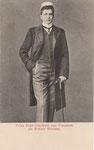 Prinz Eitel Friedrich von Preußen als Bonner Borusse,  um 1905, Bildnummer: bbv_01226