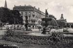Kaiserplatz um 1910, Bildnummer: bbv_00521