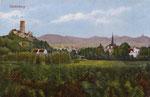 Blick auf Godesberg und Godesburg, Bildnummer: bbv_01048