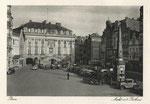 Marktplatz um 1938, Bildnummer: bbv_00605