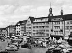 Marktplatz um 1935, Bildnummer: bbv_00053