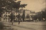 Hauptpostamt um 1905, Bildnummer: bbv_00662