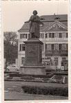 Beethovendenkmal, Fotografie 1950, Bildnummer: bbv_01170