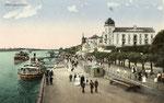 Königswinter, Heliochromdruck um 1905, Bildnummer: bbv_00972