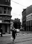Münsterplatz, Dia um 1965, Bildnummer: bbv_00090