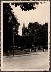 Kreuzkirche, Fotografie von 1950, Bildnummer: bbv_01187