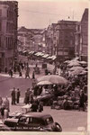 Marktplatz um 1950, Bildnummer: bbv_00616