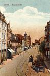 Brückenstraße, Heliochromdruck um 1905, Bildnummer: bbv_00482