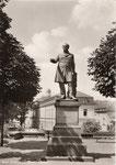 Ernst-Moritz-Arndt Denkmal auf dem Alten Zoll um 1910, Bildnummer: bbv_01107