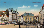 Altes Rathaus um 1910, Bildnummer: bbv_00388