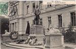 Kekulé-Denkmal, um 1905, Bildnummer: bbv_01167