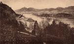 Rolandseck um 1900, Bildnummer: bbv_01001