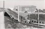 Silberpfeil der Köln-Bonner-Eisenbahnen im Bahnhof Buschdorf, um 1960, Bildnummer: bbv_00540