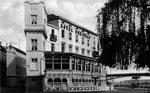 Hotel Rheineck, Fotografie um 1928, Bildnummer: bbv_00014
