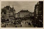 Altes Rathaus um 1920, Bildnummer: bbv_00606