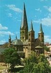 Martinsplatz um 1965, Bildnummer: bbv_00399