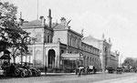 Hauptbahnhof um 1915, Bildnummer: bbv_00098