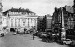 Marktplatz um 1940, Bildnummer: bbv_00061