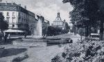 Kaiserplatz um 1930, Bildnummer: bbv_00522