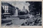 Kaiserplatz um 1930, Bildnummer: bbv_00510
