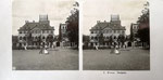 Münsterplatz, Stereofotografie um 1900, Bildnummer: bbv_00304