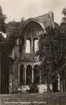 Klosterruine Heisterbach, Fotografie um 1930, Bildnummer: bbv_00989