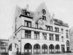 Feuerwache in der Maxstraße um 1905, Bildnummer: bbv_00047