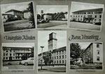 Universitätsklinik Venusberg um 1960, Bildnummer: bbv_00889