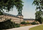 Ehem. kurfürstliches Schloss, Autotypie um 1960, Bildnummer: bbv_00443