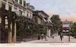 Villa Stollwerck in der Godesberger Kaiserstraße, Heliochromdruck um 1917, Bildnummer: bbv_00356