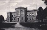 Anatomisches Institut um 1905, Bildnummer: bbv_00189